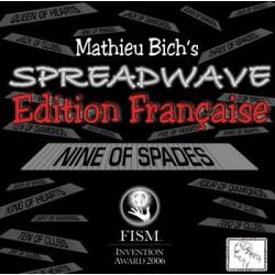 Spreadwave 2.0 par Mathieu Bich
