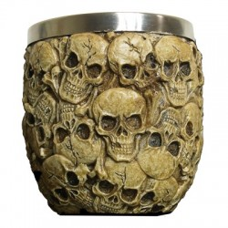 Lost Souls Chop Cup (Large) by Mike Busby