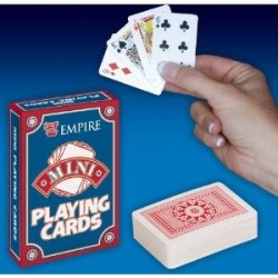 Mini deck of Playing Cards