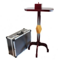 Floating Table Super Deluxe with Anti Gravity Box + Anti Gravity Candlestick