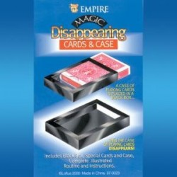 Disappearing Cards & Case /...