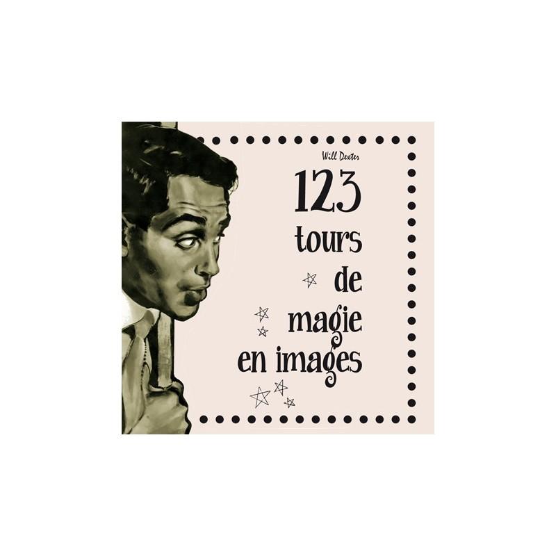 123 Tours de Magie en IImages - Will Dexter