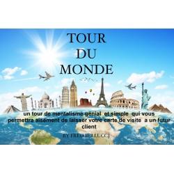 Tour Du Monde - Fred Bellucci
