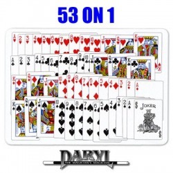 53 On 1 (BLUE BACK) by Daryl