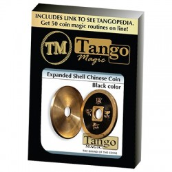 Expanded Chinese coin set with Shell made in Brass  from Tango