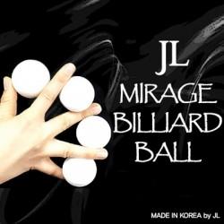 Mirage Billiard Balls Two Inch by JL