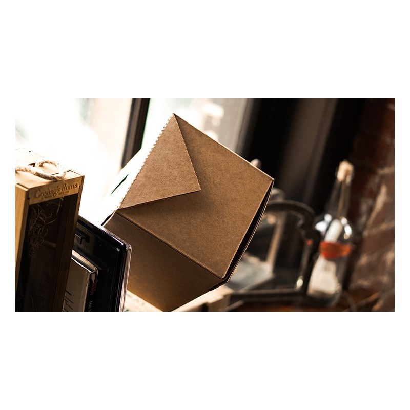 10 Empty Bicycle Card Boxes