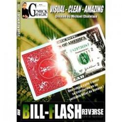 Bill Flash Card Reverse -...