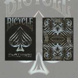 Bicycle Platinum Deck by US...