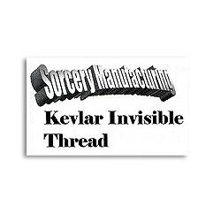 Invisible Thread, Kevlar 10'