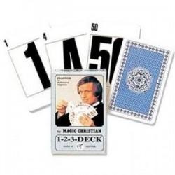 Number 1-2-3-Deck by Piatnik