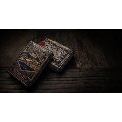 Monarchs Playing Cards - Blue
