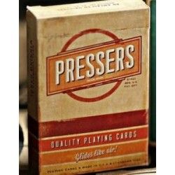 Pressers Playing Cards