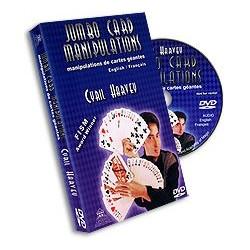 Jumbo Card Manipulations
