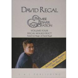 David Regal Vol.4 REGAL STANDS ERECT