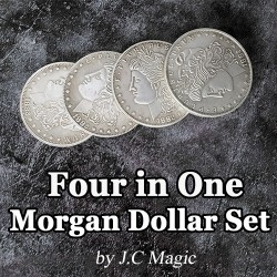 Four in One Morgan Dollar Set