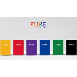 Pure NOC Playing Cards by TCC and HOPC