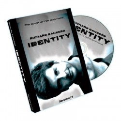 Identity (With Gimmicks) by Richard Sanders