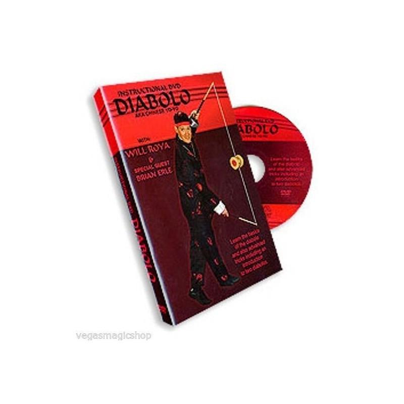 Will Roya Diabolo Instructional DVD