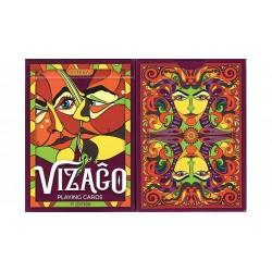 VIZAGO Lumina (Red) Playing Card