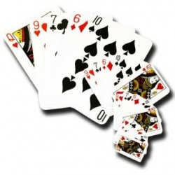 Diminishing Cards 5 Times