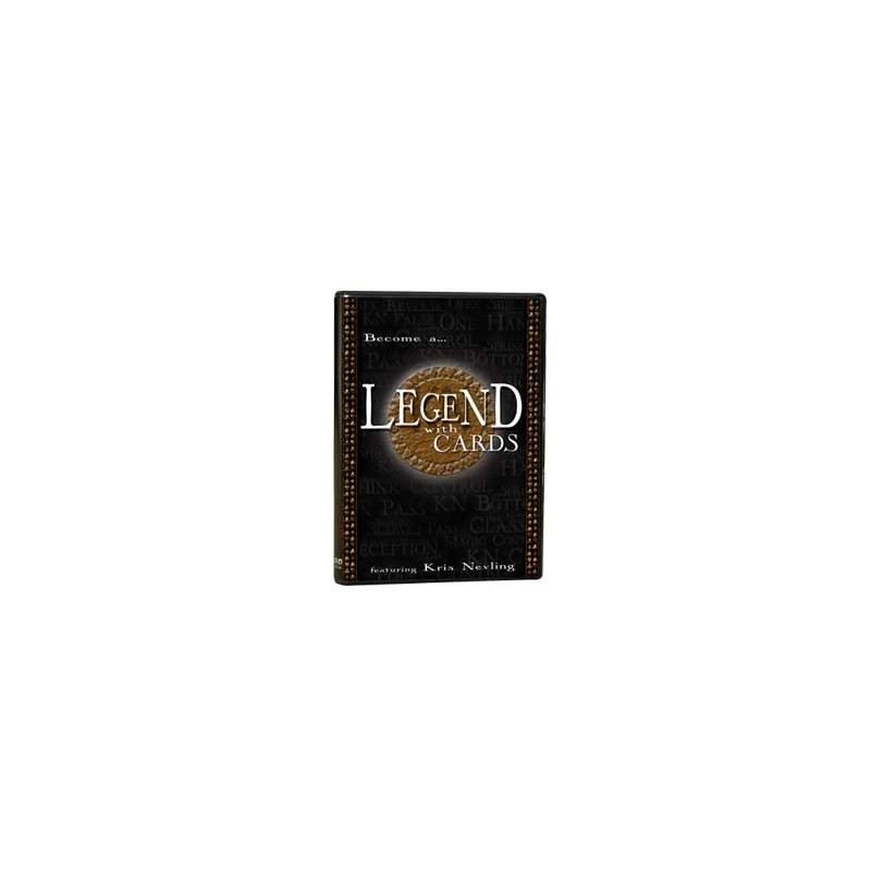 Legend With Cards by Kris Neveling