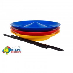 Assiette Chinoise avec baguette / Spinning Plate