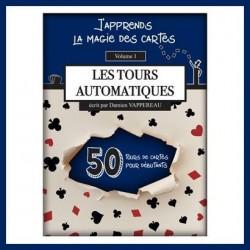 Les Tours automatiques Vol.1 , J'apprends la magie des cartes